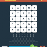 Wordbrain 2 verduras nivel 1