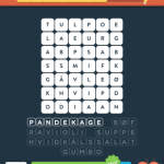 Wordbrain mad niveau 5