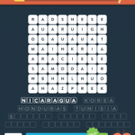 Wordbrain 2 countries level 2