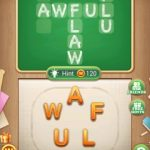 Word blocks level 133