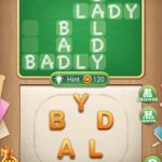 Word blocks level 137