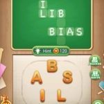 Word blocks level 140