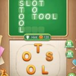 Word blocks level 145