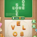 Word blocks level 147