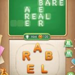 Word blocks level 148