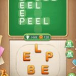 Word blocks level 149