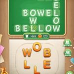Word blocks level 166