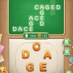 Word blocks level 169