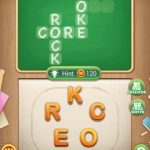 Word blocks level 283