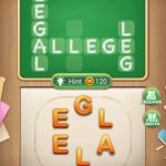 Word blocks level 325