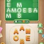 Word blocks level 326