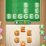 Word blocks level 347