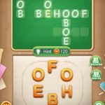 Word blocks level 349
