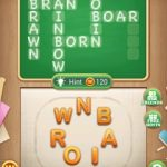 Word blocks level 465