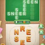Word blocks level 477