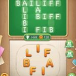 Word blocks level 480