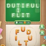 Word blocks level 515