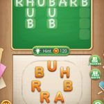Word blocks level 558
