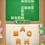 Word blocks level 560