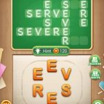Word blocks level 573