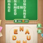 Word blocks level 936
