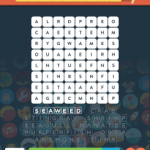 Wordbrain 2 ocean level 1