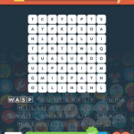 Wordbrain 2 insects & bug level 1